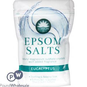 ELYSIUM SPA EPSOM SALTS EUCALYPTUS