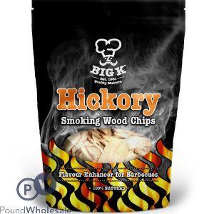 BIG K HICKORY SMOKING WOOD CHIPS
