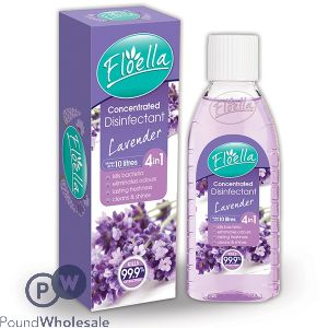 FLOELLA CONCENTRATED DISINFECTANT LAVENDER 150ML