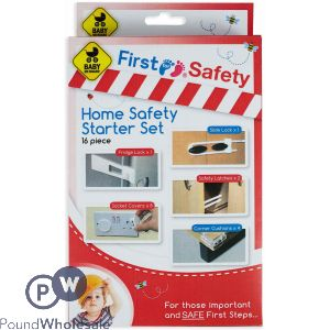 FIRST STEPS HOME SAFETY STARTER SET