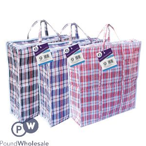 DID MEDIUM SHOPPING BAG 57.5CM X 47.5CM X 30CM ASSORTED