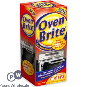 OVEN BRITE CLEANING KIT