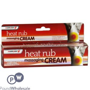 HEAT RUB MASSAGING CREAM 70G