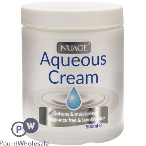 NUAGE AQUEOUS CREAM 500ml