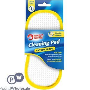 KEEP IT HANDY ANTIBACTERIAL CLEANING PAD