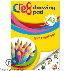 A3 SCRIBBLE PAD