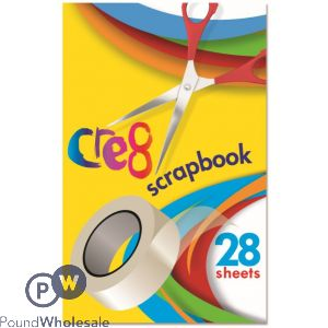 SCRAP BOOK 210X 330MM