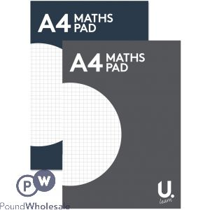 A4 MATHS PAD