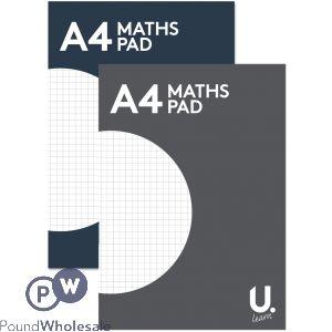 A4 MATHS PAD