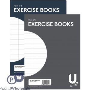 EXERCISE BOOKS 15X20C