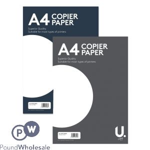 A4 COPIER PRINTING PAPER 80GSM
