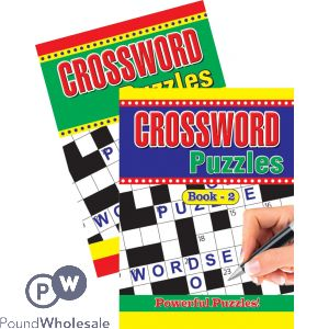 CROSSWORD PUZZLES (NO VAT)