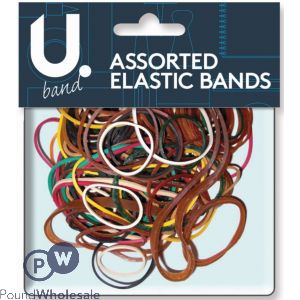 U. ASSORTED ELASTIC BANDS