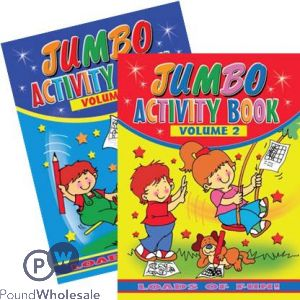 PUZZLE ACTIVITY BOOK (NO VAT)