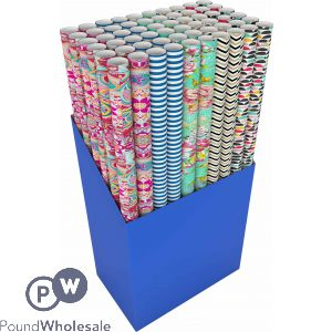3M ALL OCCASIONS GIFTWRAP ASSORTED DESIGNS
