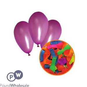 WATER BOMBS 60 PACK