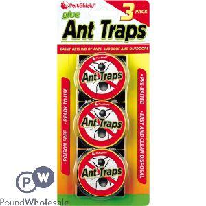 ANT TRAPS 3PK