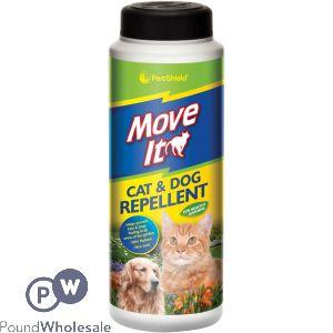 MOVE IT CAT & DOG REPELLENT SHAKER 240G