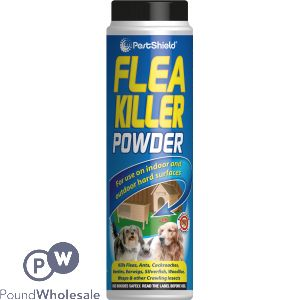 FLEA POWDER 200G