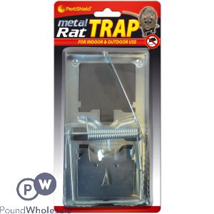 METAL RAT TRAP