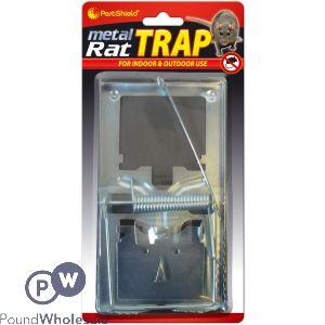 PESTSHIELD METAL RAT TRAP