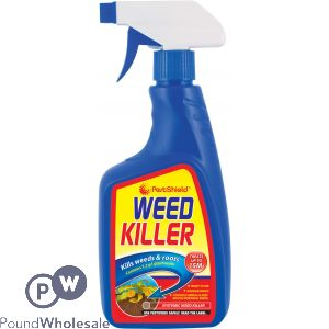 PESTSHIELD LAWN WEED KILLER 500ML