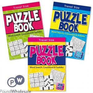 A5 Puzzle Book