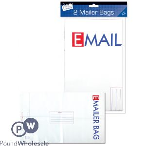 Ee Mailer Bags Extra Large Pk/2