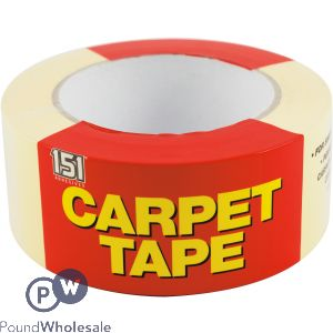 151 CARPET TO FLOOR TAPE 48MM X 25M