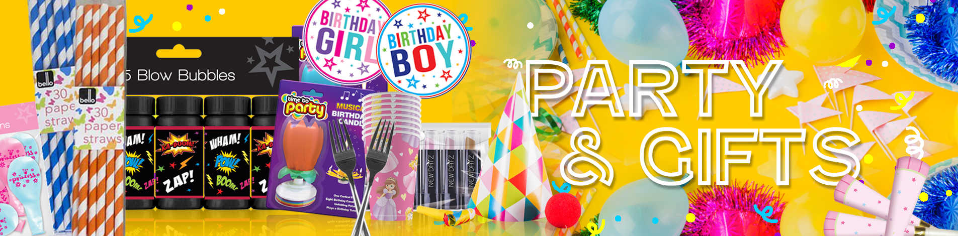 party-and-gifts-banner