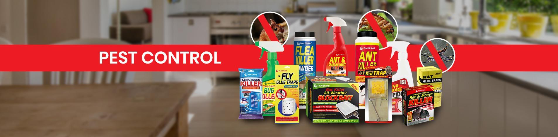 Wholesale Pest Control