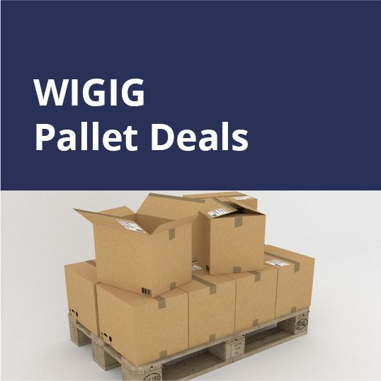 WIGIG Pallet Deals