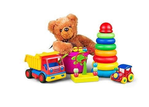 Toys Pound Lines
