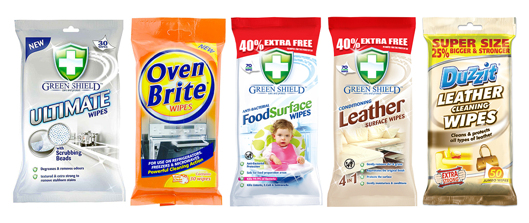 Cleaning Wipes & Sheets: The UK's Largest Wholesale Range!