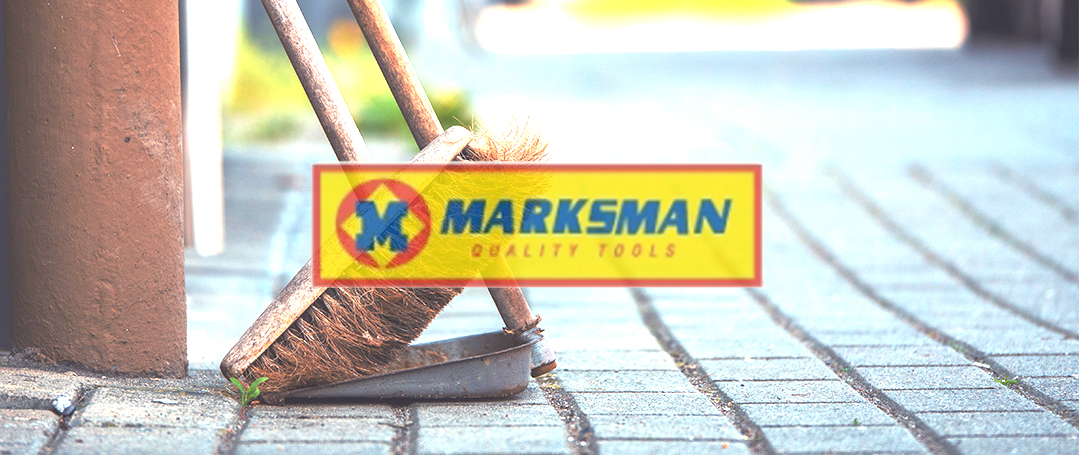 Brand-New: Household Brooms by Marksman!